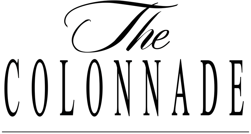 The Colonnade Luxury Townhome Rentals Logo
